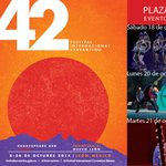RT @LeonHistorico: Faltan 8 días para el comienzo del @cervantino en #León #42FICenLEÓN | Habrá 3 eventos gratuitos en #PlazaPrincipal http://t.co/r4XoMDdaUI