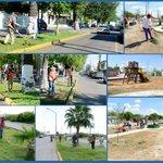 Servicios Públicos Primarios realizaron labores de limpieza en diferentes colonias de #NuevoLaredo #CiudadLimpia http://t.co/BJe32HVR1y