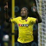 RT @WatfordTalk: Odion Ighalo celebrates his first Watford goal. #WatfordFC http://t.co/g3wB8hI7hG