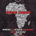 RT @BHMChelt: Definitely an event to look out for during #BlackHistoryMonth in #Cheltenham @Studio_340 @african_cf @CheltenhamBC http://t.co/bLmv9lUTJm