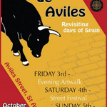 Make sure to check out the Fiesta de Aviles this Oct 3-5 #staugustine #staugustinebikerentals http://t.co/qkdFhfAv74