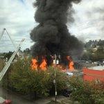 RT @Q13FOX: LIVE BLOG: Firefighters battling 2-alarm blaze in Fremont http://t.co/vzwlMw69UO RT @jake_gavin: Fremont Fire ???? http://t.co/XFVJEyIJvH