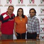 RT @PRIAguas: La titular del Movimiento Territorial, Denisse Ibarra refrendó el trabajo conjunto con la dirigencia del @PRIAguas http://t.co/5gMjAICe3K