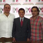 RT @PRIAguas: @PacoGuel y @JuanMaGomezM, dirigentes del @PRIAguas recibieron el respaldo del diputado Antonio Esparza http://t.co/W24HJc6XTA