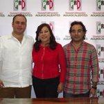 El @ognmpri a traves de su titular, Margarita Gallegos, cierra filas en torno a la dirigencia del @PRIAguas http://t.co/GOb4AX3q8J
