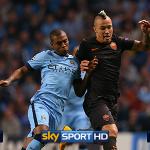 RT @SkySport: Finisce a Manchester #CityRoma per 1-1. Fate un RT se vi è piaciuto il match #SkyUCL http://t.co/9imaRsl3Gx