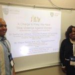 RT @du1869: Wayne Barnes & Dr. Eartha Johnson address domestic violence @du1869 #MFGCC2014 http://t.co/pi2Lw8wFlG