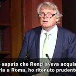 RT @Corriereit: L'autore di «House of Cards» a Renzi: «La mia opera non è un manuale di istruzioni» http://t.co/Erw0U5a05q http://t.co/dmKYPKeeak