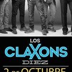 RT @MovicRecords: #LosClaxons en Concierto 02 de Octubre | León, Gto. Foro del Lago #LosClaxonsDIEZ http://t.co/VA8HWvb6W6