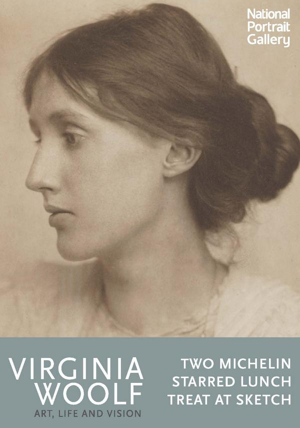 Don't miss it, just one week left.. @NPGLondon #virginiawoolf #nationalportraitgallery #npg http://t.co/7CfKNIDYuN
