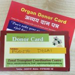 RT @misspoojadesai: I,Pooja Desai, pledge to donate my organs after my death. Do you ? Become immortal - donate your organs http://t.co/SHi…