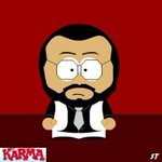 Thanks.:) @_sagart: Here is my tribute to @AnupamPkher's character from #Karma.#DrDang #Bollywood #BollywoodSouthPark http://t.co/Wrcfz5e0Rq