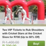 RT @OfficialCSA: @CrickSixes SPECIAL OFFER: day of cricket with cricket legends http://t.co/oT6KgryetI http://t.co/2CWPG11Q3m http://t.co/A…