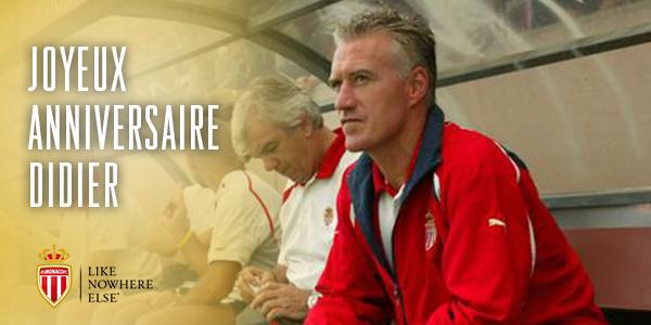 Retweetez Pour Souhaiter Un Joyeux Anniversaire A Didier Deschamps