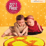 RT @MomandMeStore: Amazing offer on all our stores and momandmeshop.in - Buy 2 Get 1 Free - Available on Mom and Kids Apparels #diwali http…