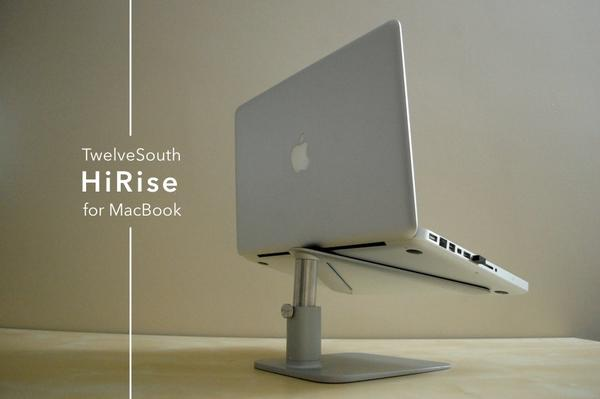 Morning, we want to giveaway a @twelvesouth HiRise for MacBook. Just follow & RT for chance to win! #competition http://t.co/0goDTxVLo1