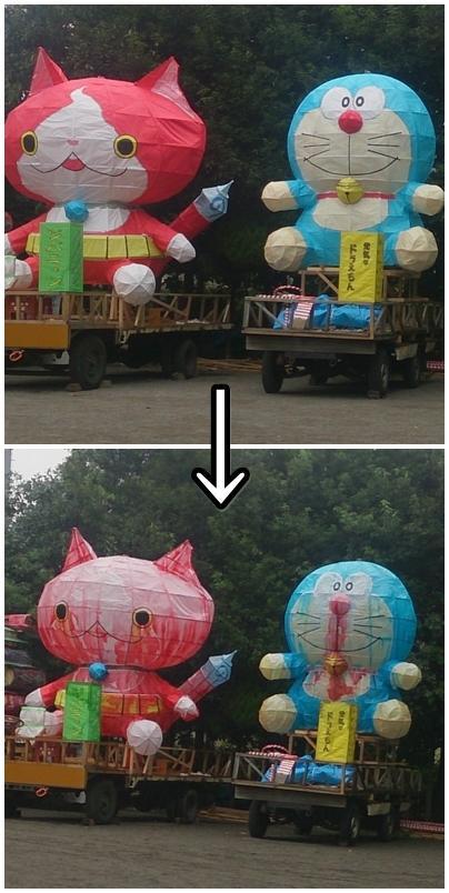 新旧化け猫対決の結果 http://t.co/mbVt2hdVDY