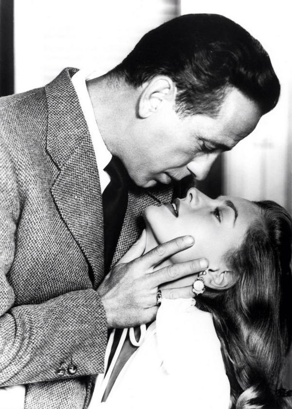 Humphrey Bogart and Lauren Bacall  - http://t.co/UPdJeIuEJh