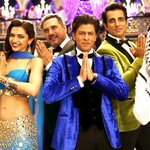 RT @Bollyhungama: . @iamsrk & @deepikapadukone 's #HappyNewYear is 3 hour 8 minutes long  http://t.co/BW383PEY3K http://t.co/vV3b1fDLNa