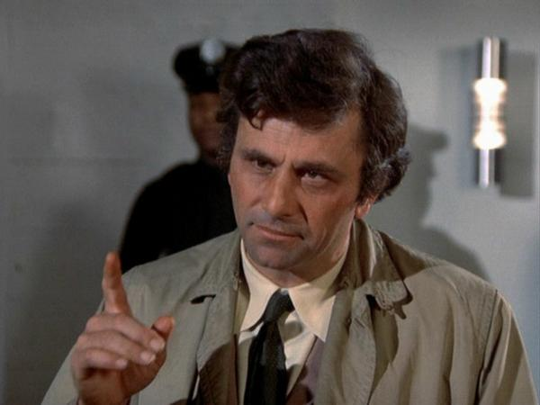Happy Columbo day everyone. http://t.co/dB7uxhLoto