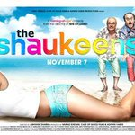 RT @suneal: @HaydonLisa #TheShaukeens brand new poster @AnupamPkher http://t.co/r9qrBll1yQ
