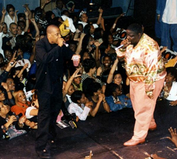 """The only Christopher we acknowledge is Wallace."" ~Jay-Z http://t.co/4OgOIAdGRJ"