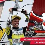 RT @MahindraRise: We congratulate @MahindraRacing's MGP3O bike for 3rd podium of season 2014 in #Moto3 class of @MotoGP Championship http:/…