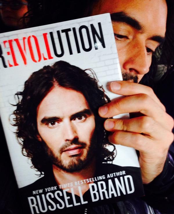 Rolling thru NYC w/ @rustyrockets prepping for U.S. release of REVOLUTION tomorrow & shooting end of @brandthefilm http://t.co/DGgG6pf7uO