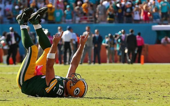 I just feel like tweeting this. #gopackgo http://t.co/iXaP9Bj4T7