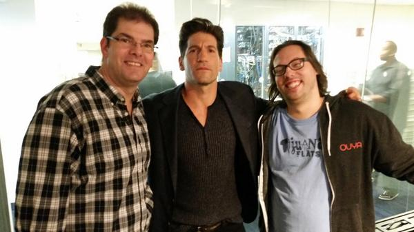 Thanks to Howard superfan @jonnybernthal for stopping by Wrap Up today. The honor was all ours. http://t.co/rrtgPDtTdy