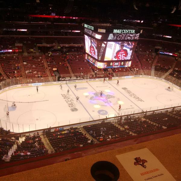 Game time #Sens #Panthers http://t.co/WR0Vwb2l0H