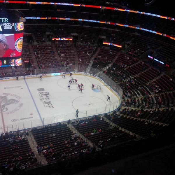 First period in Florida. Ouch. http://t.co/fVadcUrhby