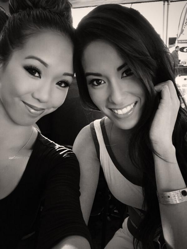 Missing my sissy @Arrrrlz! Can we rewind back to @FormulaDrift Irwindale?