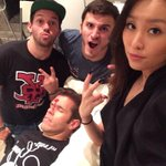We hacked Perez - literally! He won't be on Vine anymore! Ha @heathhussar @zanehijazi @oliviasui http://t.co/gn2AFnBMi2