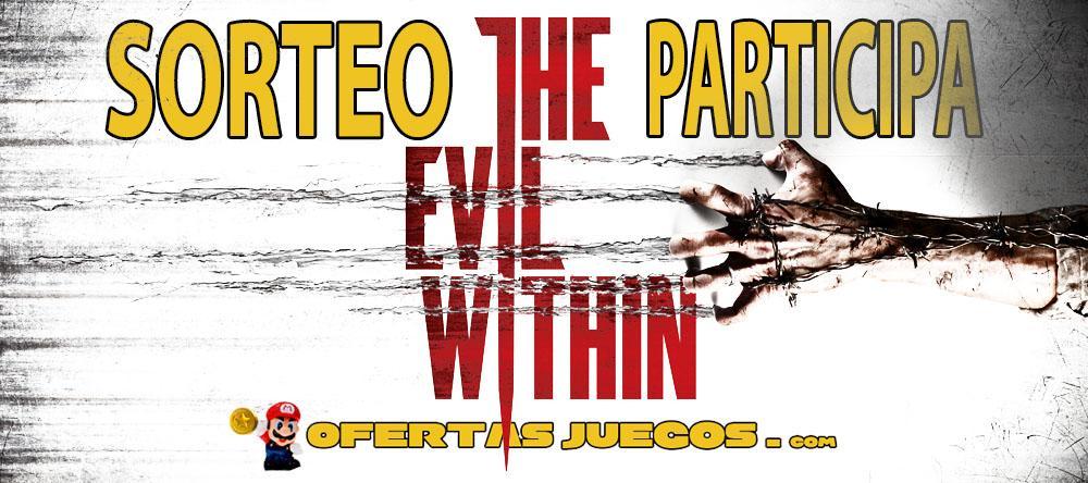 RT @ofertasenjuegos: ??ltimo d?a para participar! SORTEAMOS THE EVIL WITHIN RT si ya participas! http://t.co/Vzejsg0KqE http://t.co/GYJ4h9p?