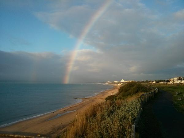 Just Bournemouth looking stunning as usual cc/ @Bournemouthecho http://t.co/qVqOWv9D9h