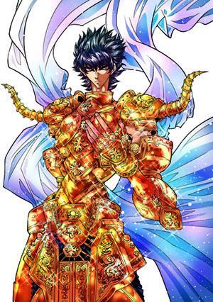 原作:車田正美先生、漫画:岡田芽武先生の「聖闘士星矢Episode.Gアサシン」。オールカラーで連載スタートです! 今度