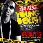 WANNA OPEN FOR @YoungDolph NC A&T #GHOE FRIDAY CONTACT 704.582.2452 for info http://t.co/cPnSViFmQS