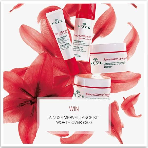 Nuxe Giveaway Win an exclusive set from Nuxe worth over £200! Re tweet and follow to enter http://t.co/nRmcwj6FTV http://t.co/bL1JH411t6