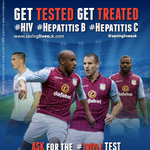 RT @SavingLivesUK: @DarrenBent @RonVlaar4 @C_Clark_6 @StanPetrov19  This wk were supporting #GoingViral3in1 http://t.co/q1rQr1xC91?