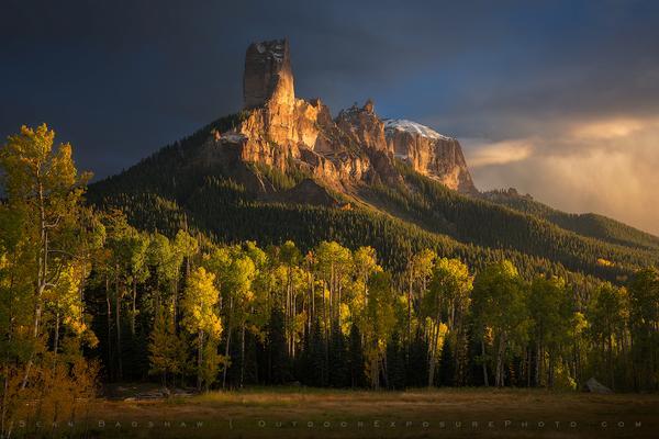 True Grit. Apparently these Colorado peaks were featured in the 1969 film staring John Wayne. https://t.co/MvRMWWegLp http://t.co/burS72pb4Q