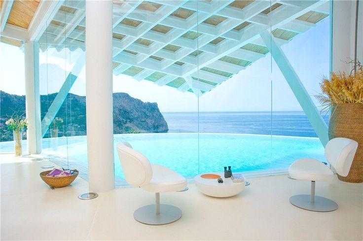 RT @LUXURYPlCTURES: Luxury villa with Spectacular Sea Views in Cala Marmacen http://t.co/pwR0nQprmM