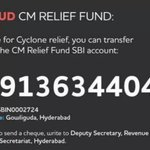Time to share pain.It's not just the govt's responsibility it's ours too .. I'm sending 5 lakhs .pls do what u can