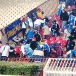 Bosnian fans were fighting for their lives in Serbia few years back. Serbian hooligans got unpunished. http://t.co/JjVfUIJ75T