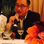 Jingming Li , CEO and chief architect of Alipay speaking at a dinner tonight in NYC  introducing new business  in US http://t.co/sgnKVZaLQv