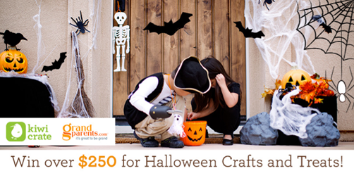 We've partnered with @grandparentscom to bring you a #giveway for $250+ of #Halloween treats! http://t.co/QHjF1NHzVN http://t.co/Zb9UiKNBhz