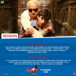 RT @EkkeesToppon: Here is @AnilKapoor and David Dhawan praising #EkkeesTopponKiSalaami! Share some of your reviews with us. http://t.co/DYV…