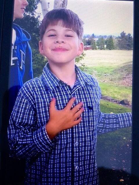 AMBER ALERT: 10-year-old boy taken from school. Car: Dark grey Honda Accord w/ Texas plates. http://t.co/jTLoeQaK4G http://t.co/ojfasc1m7v