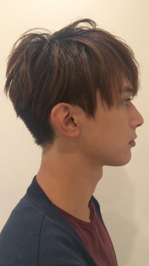 竹内涼真 髪型