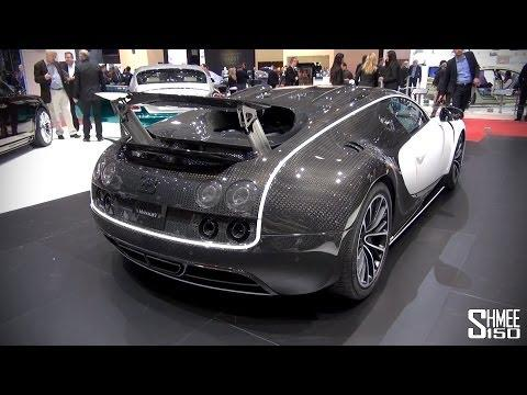 FIRST LOOK: Mansory Vivere Bugatti Veyron At Geneva 2014. Click here to read more: http://t.co/RHMm9OYJHp http://t.co/wsUY2O2hRy